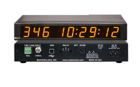 TCDS19 Time Code Digital Display