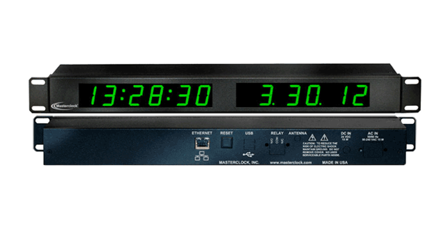 TCDS112-RM Time Code Digital Display
