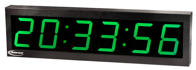 TCDS46 Time Code Digital Display