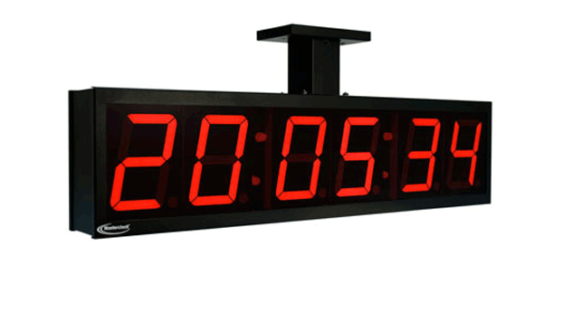 TCDS46-DF Time Code Digital Display