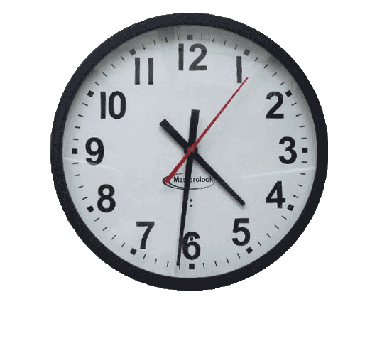 CLKNTD12 NTP Analog Clock