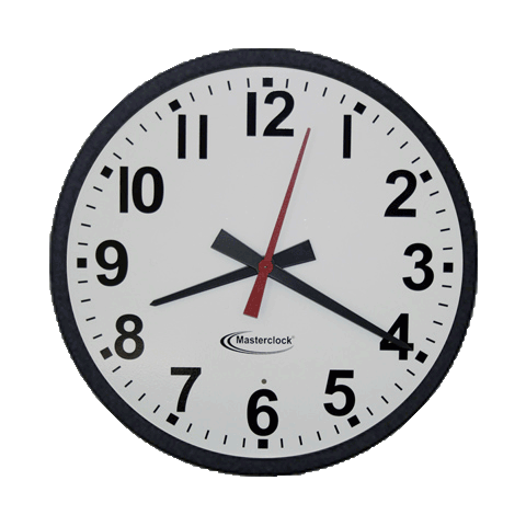 CLKNTD15 NTP Analog Clock