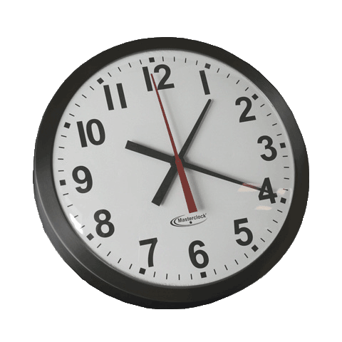 CLKNTD18 NTP Analog Clock