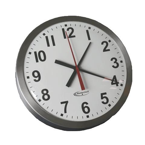 CLKNTD18-SS NTP Analog Clock