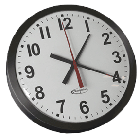 CLKTCD18 Time Code Analog Clock