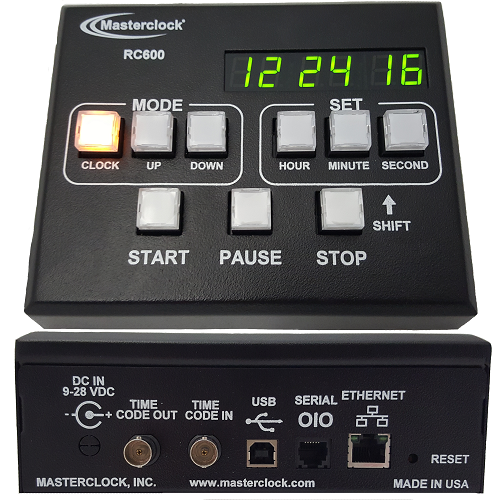 RC600 Count-up Count-down Controller