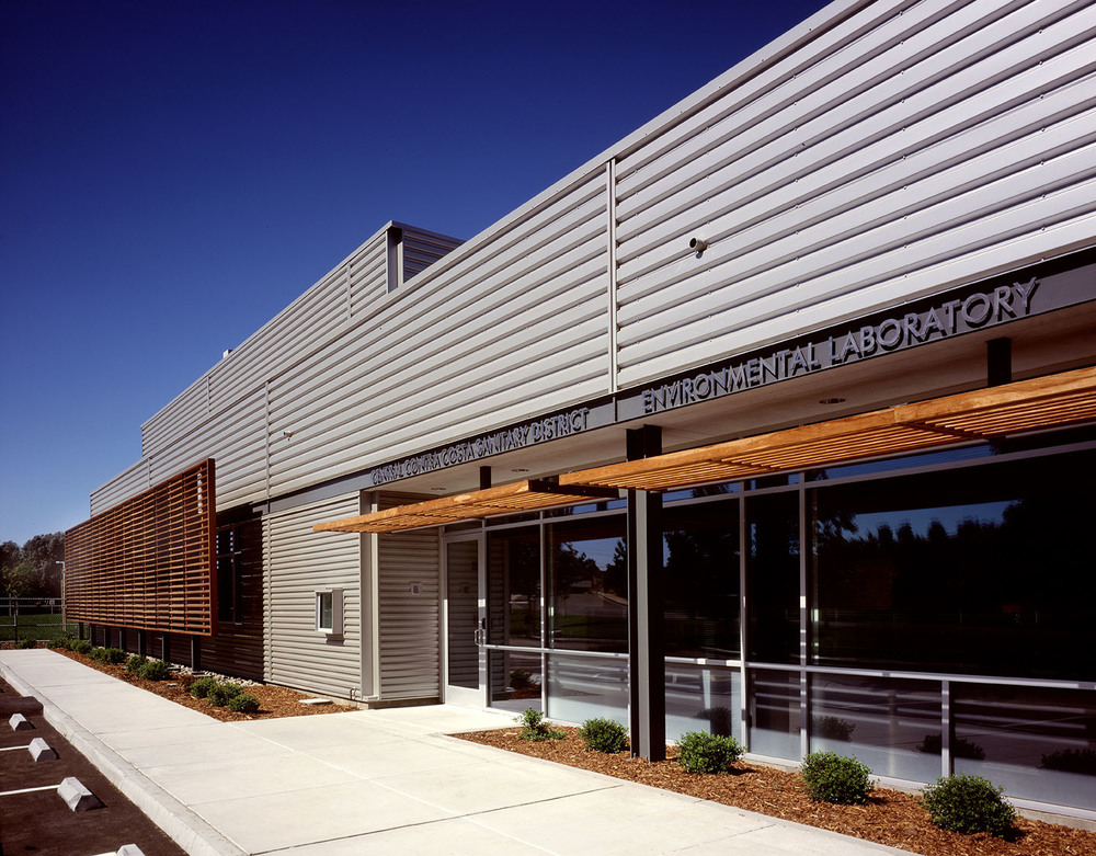 Central Contra Costa Sanitary District Environmental Lab