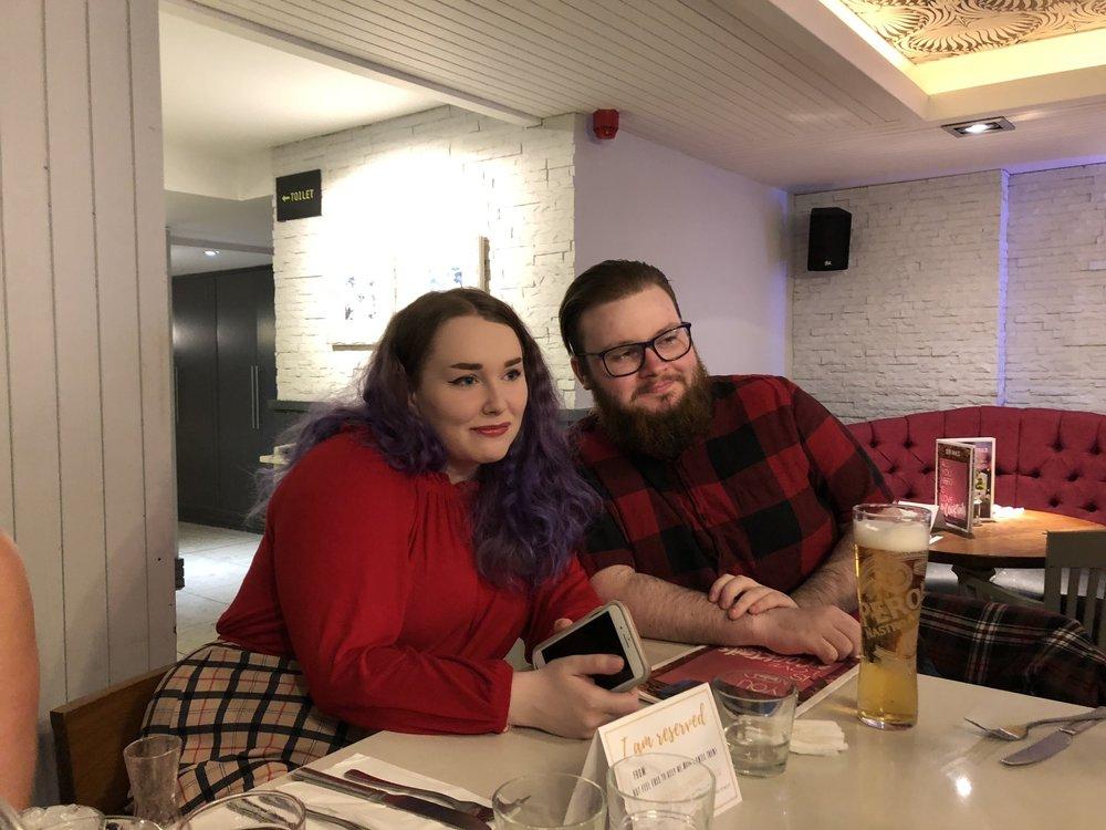 Hannah & Andy