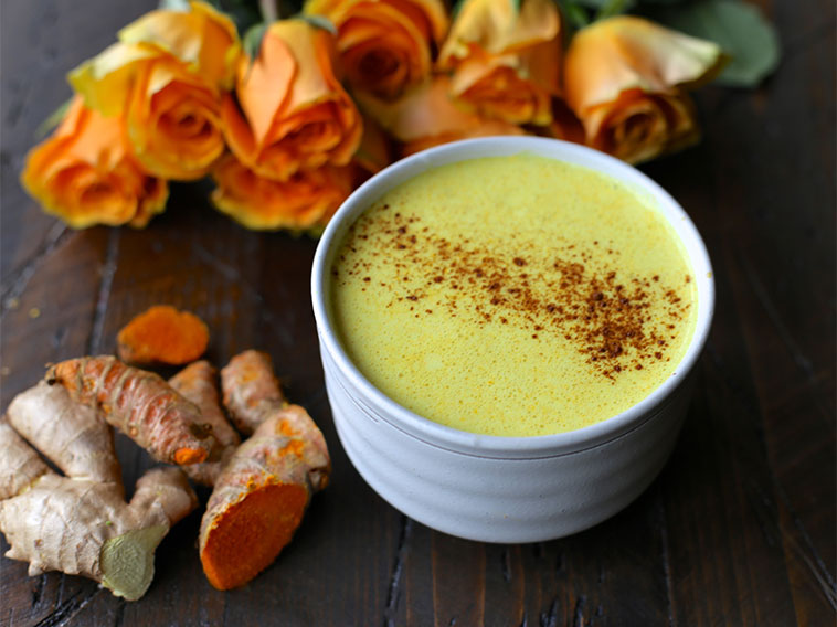 Turmeric + Ginger Latte March 24, 2017