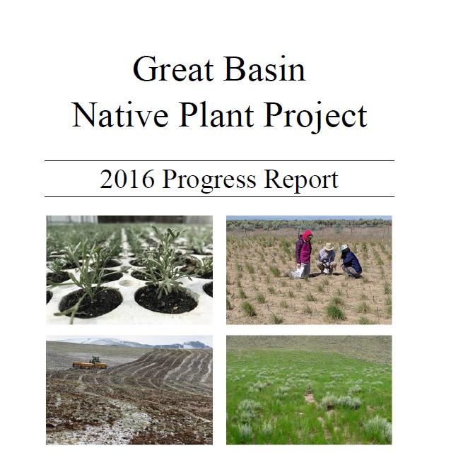 2016 Annual Progress Report