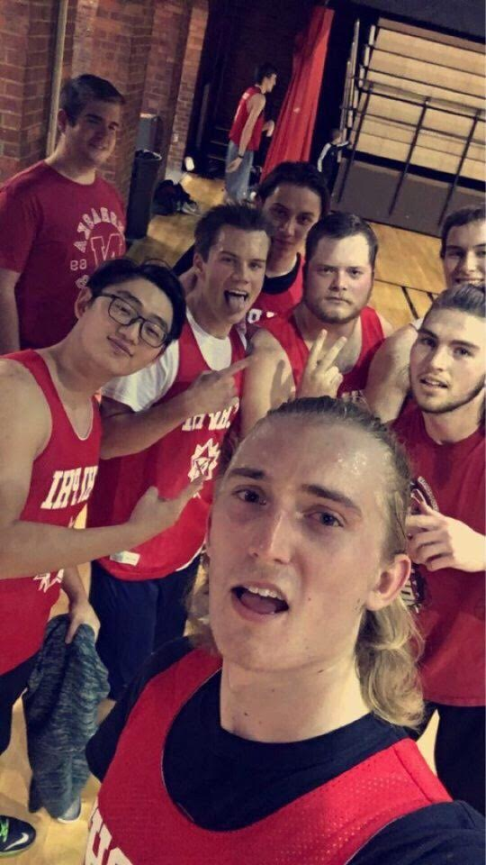 Chi Phi Intramural Bball: Chi Phi Sam-A-Jamma