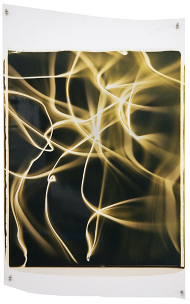 Ellen Carey, Polaroid 20 x 24 Penlights ––