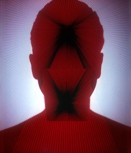 Ellen Carey,  Untitled    1986   ––