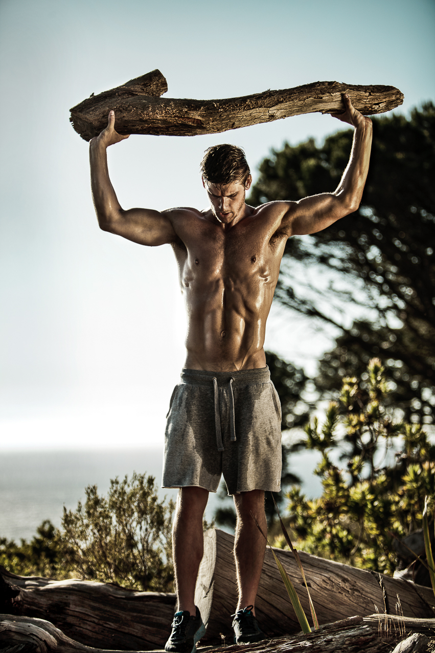 Mountain Man - Men's Health