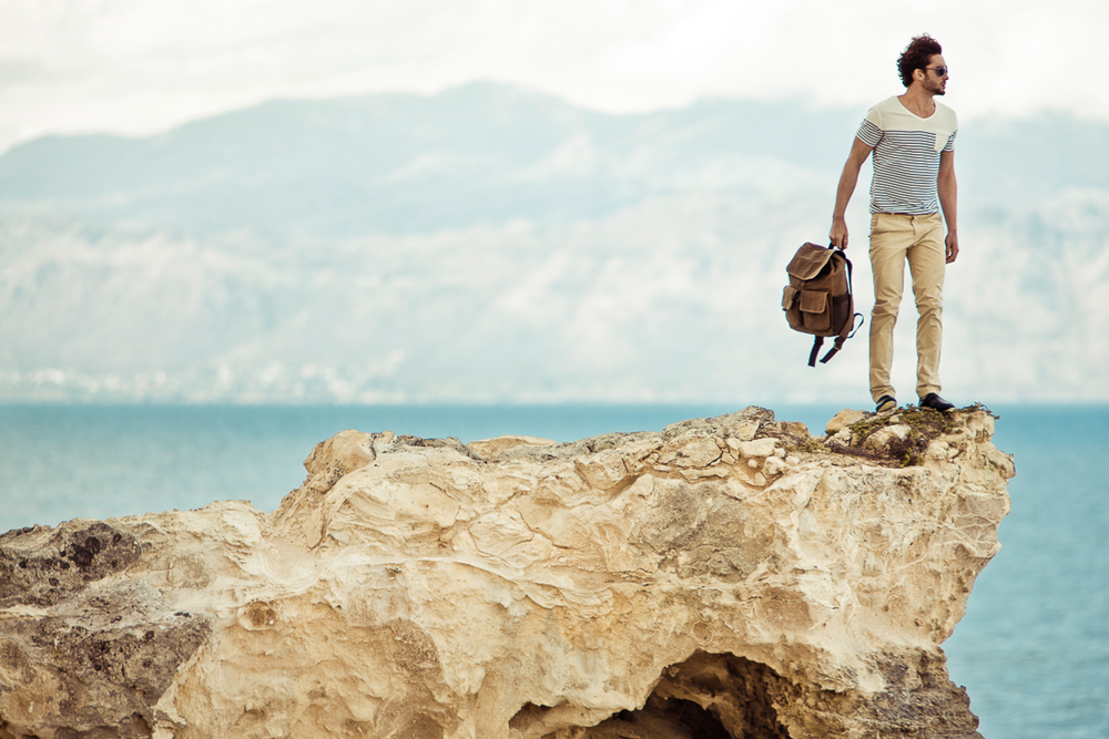 White Rock Island - Men's Health