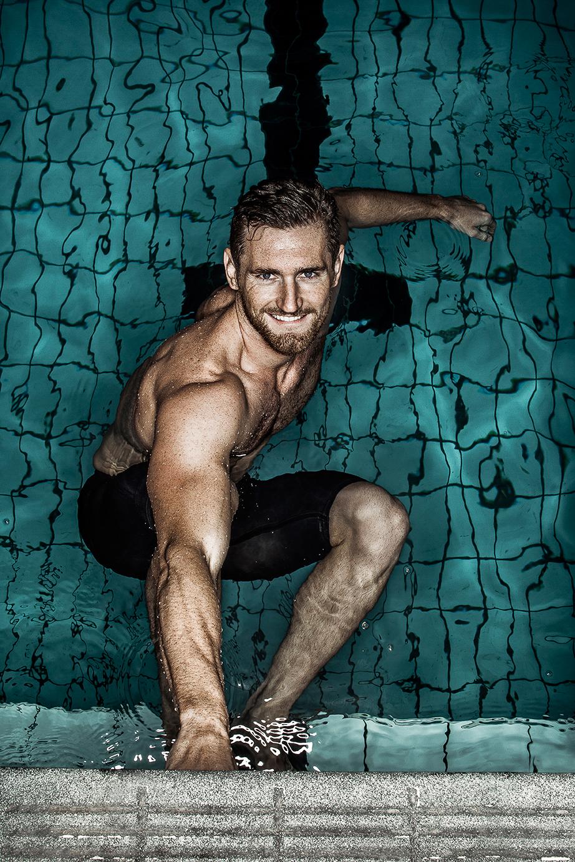 Olympians - Cameron Van Den Berg