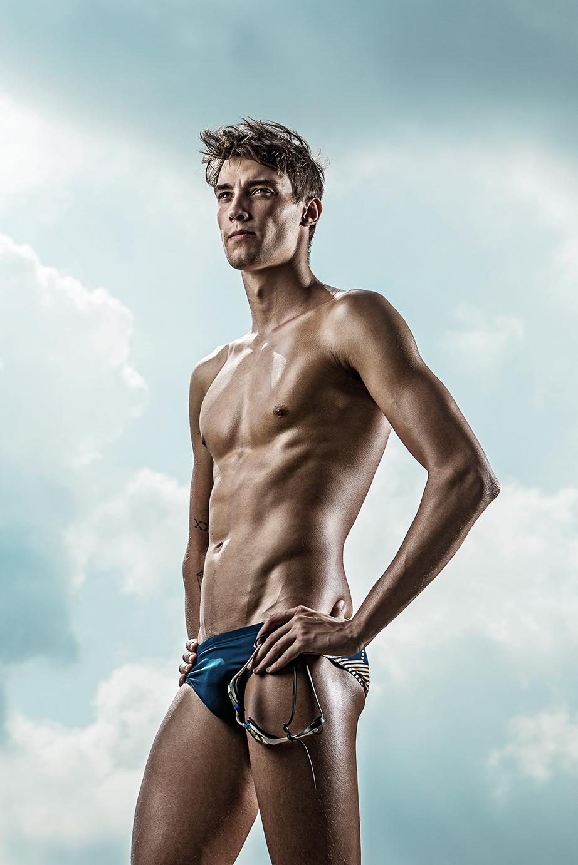 Olympians - Calvin Justus