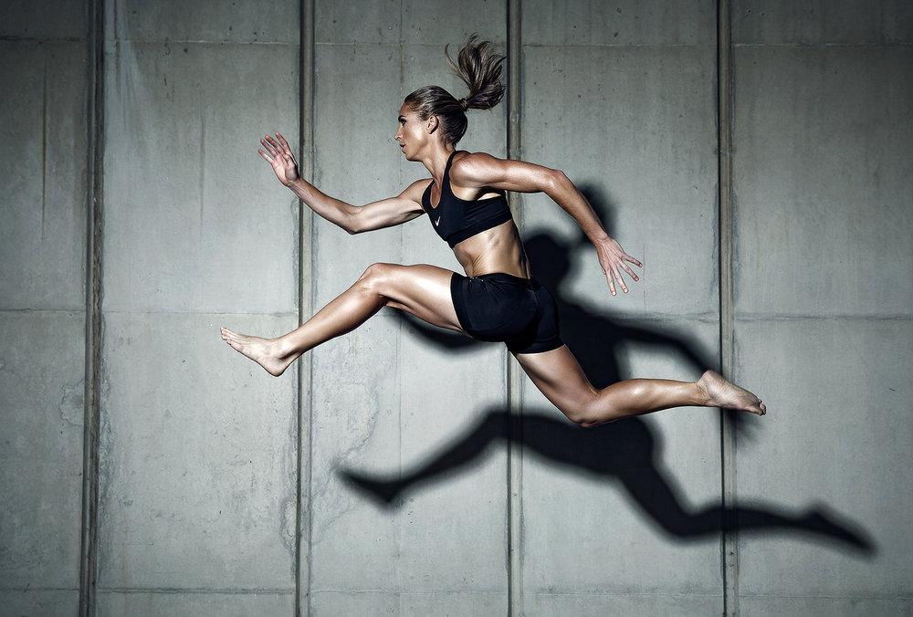 Olympians - Wenda Nel