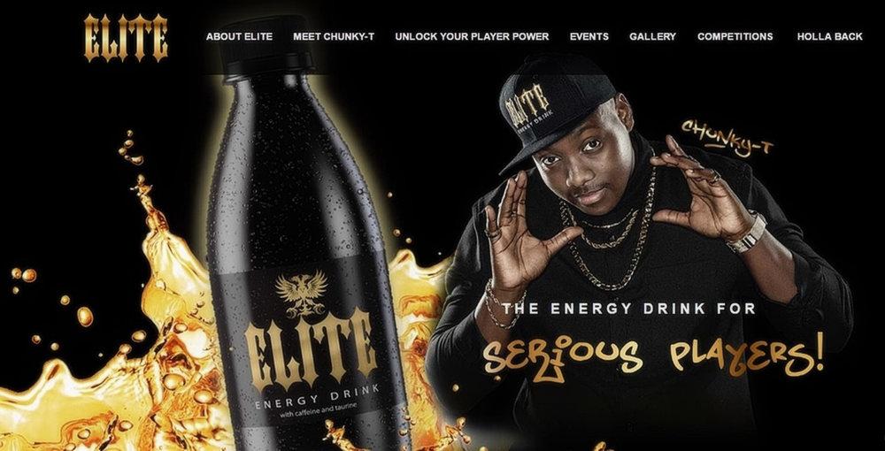Elite - Energy Drink