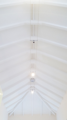 Wood Rafter Painting and Decorating in Portsmouth - Hampshire - Southsea