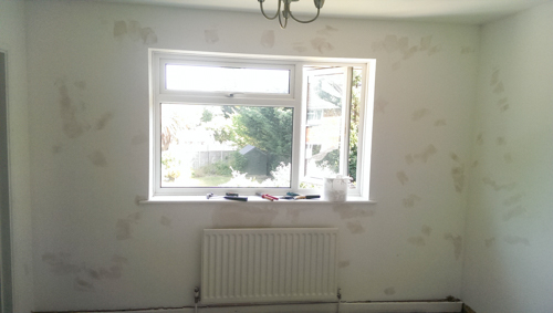 Wall Repair - Painting & Decorating - Paintology - Portsmouth - Southsea - Fareham - Hampshire