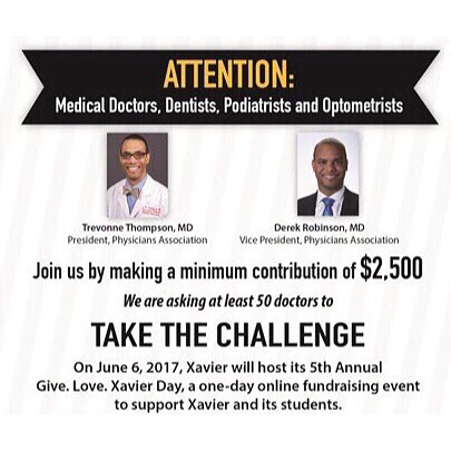 Calling all Doctors, Podiatrist, and Dentist to the floor for a CHALLENGE!! #GLXU17