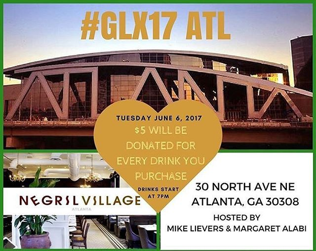 All ATL Alumni: It's a party at @negrilvillageatl on Tuesday night, June 6th!! @dr.mar.g
