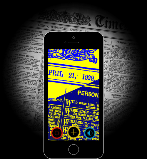 magnifier app for iphone
