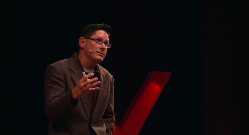 In 2015, our director gave a TEDx talk about welcoming a diversity of abilities in public life.