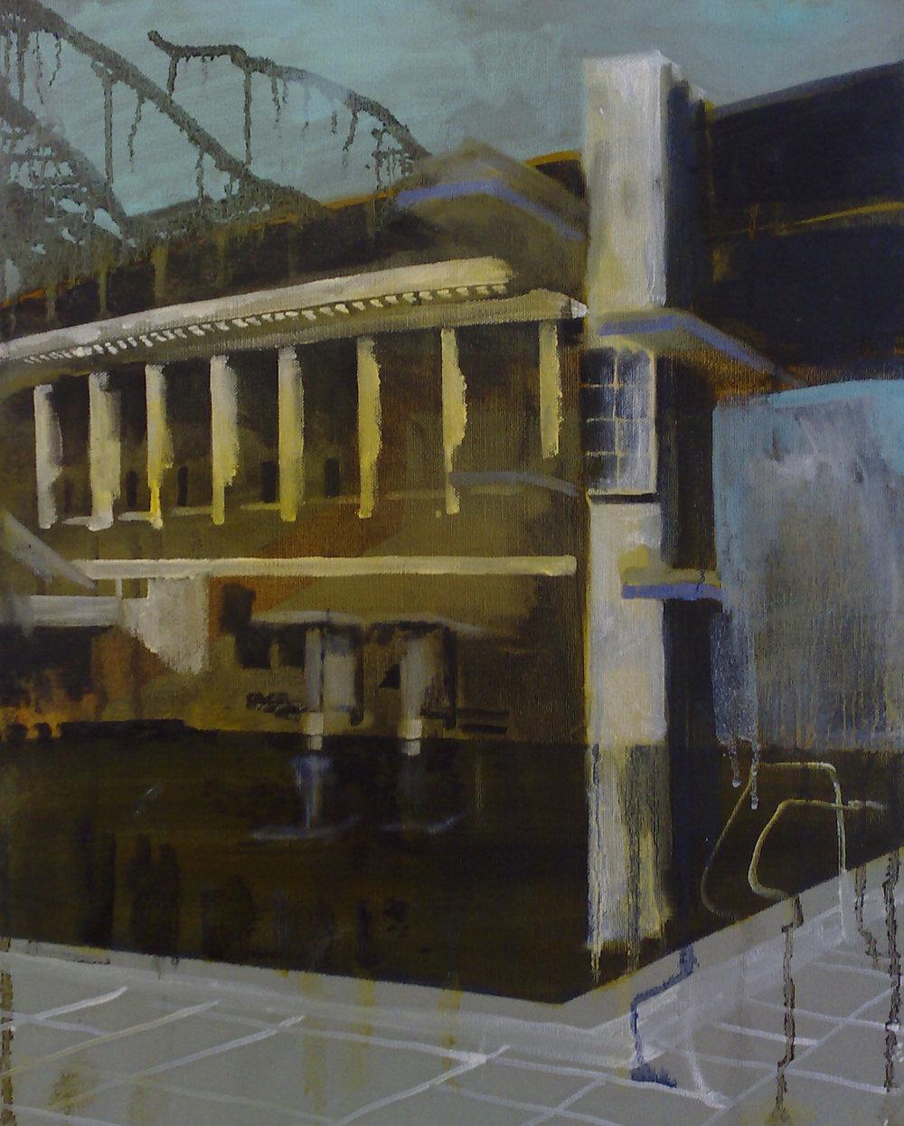 leni's lament, 2008, 40 x 50 cm ,oil on linen.jpg