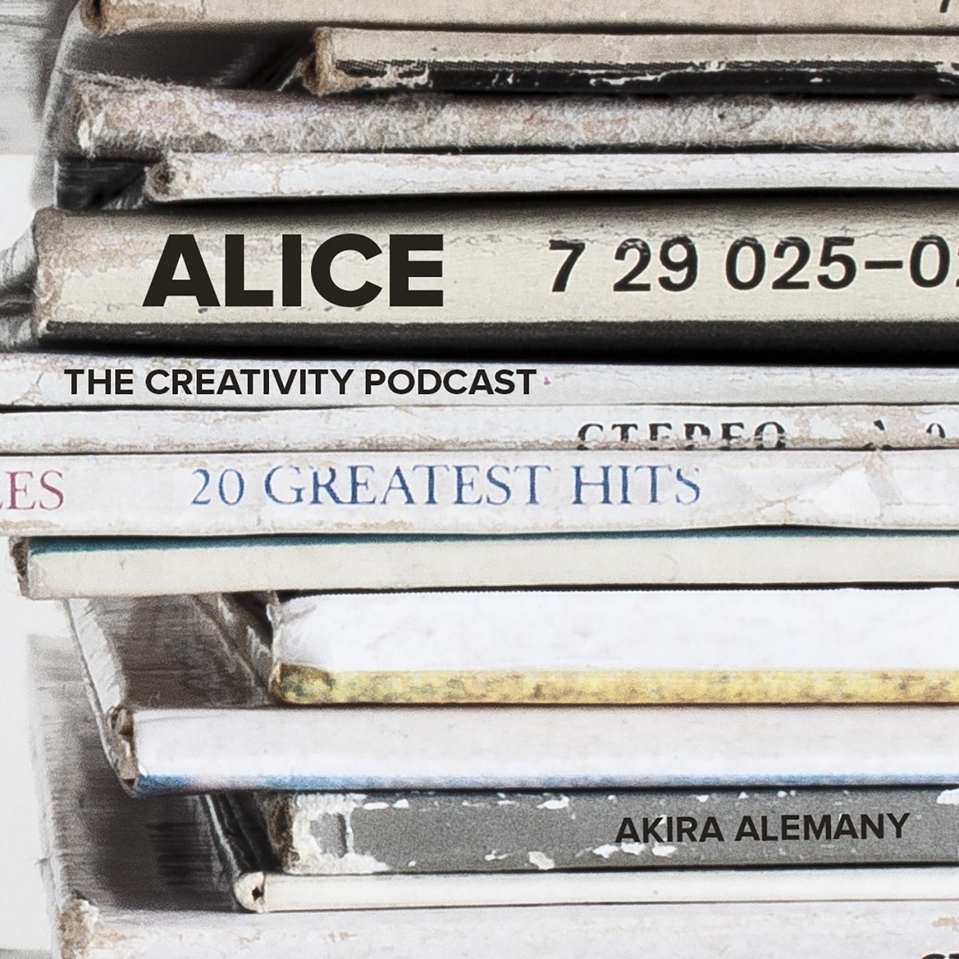 Alice: The Creativity Podcast - Slapback Media