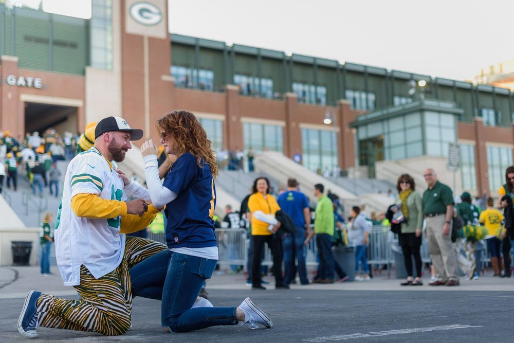 An Engaging Trip to Lambeau