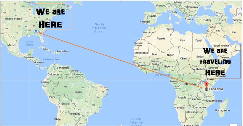 Tanzania The Final Frontier AUBURN WESLEY FOUNDATION - Where is tanzania