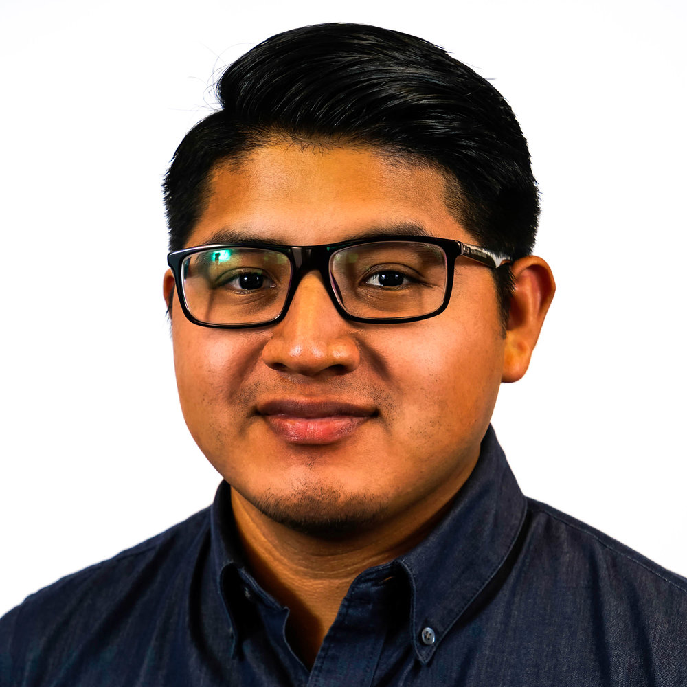 Roque Murguia - Assistant Office Manager