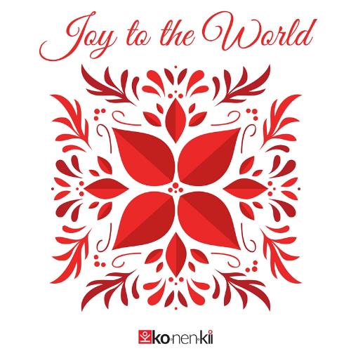 JoyToTheWorld Konenkii