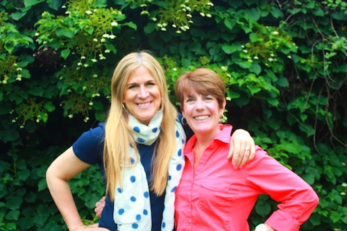 Sarah and Jan, Co-Founders and Konenkii women!