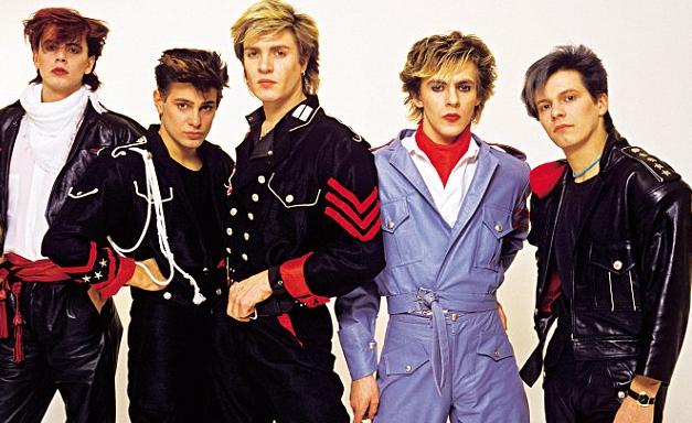Duran Duran - mid 1980s