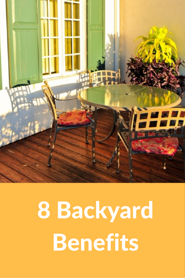 Backyard Benefits Konenkii