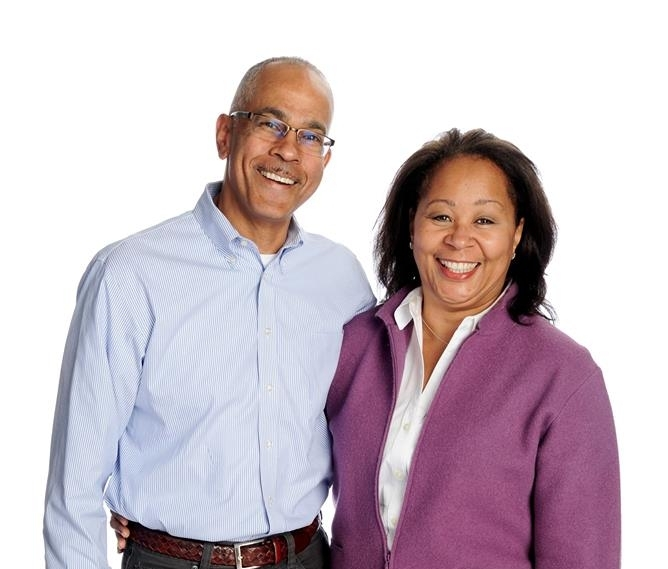 Pam and David Griffith, Co-Founders of Chocolate Therapy