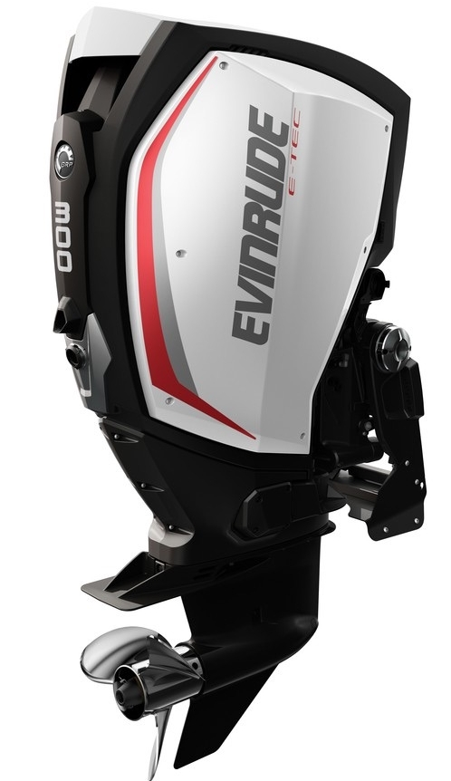 2x 300HP outboard engines