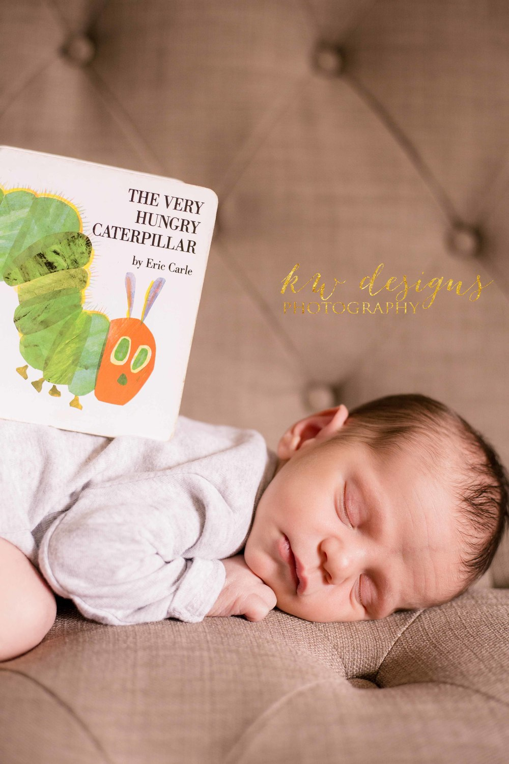 KW Designs Photography Newborn