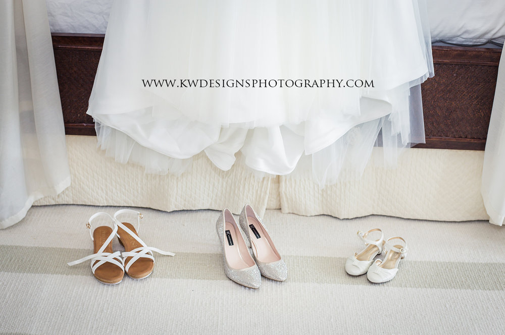 Lakewood Colorado Wedding Photographer - Beach Wedding