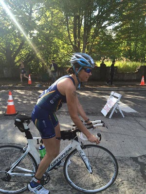 2015 Portland Triathlon
