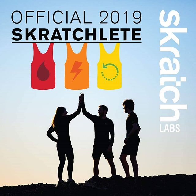 I'm so excited to be part of the @skratchlabs family for a second year! They've seen me through my first #ironman and hundreds of hours of training, and even sent product to my hotel before a race when I ran out.  I'm proud to represent a brand that is so devoted to supporting its community and to delivering clean, tasty fuel to its athletes! #skratchlabs #skratchlete