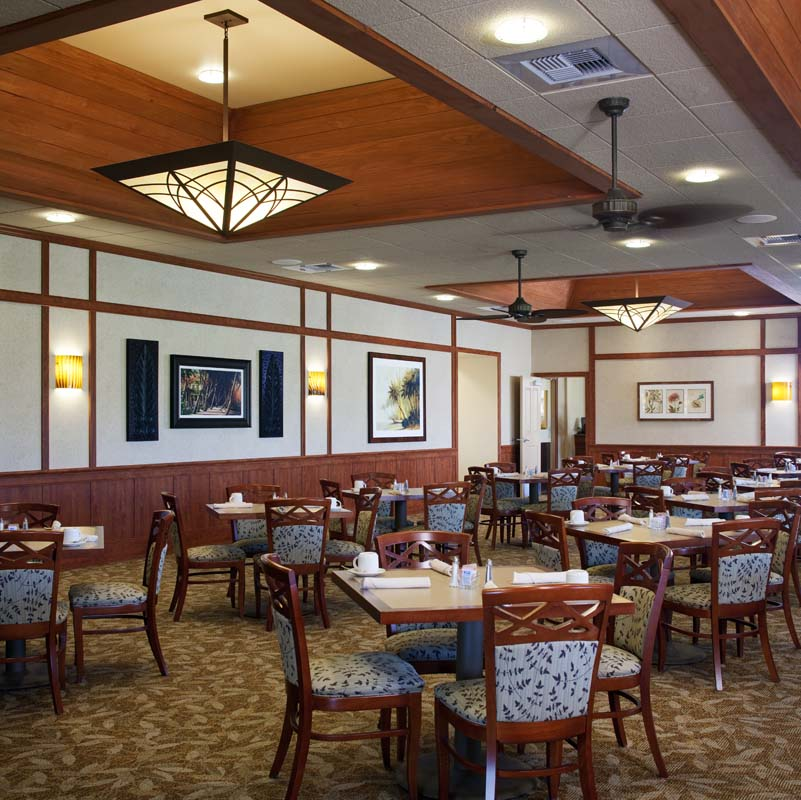 Miramar Clubhouse Dining
