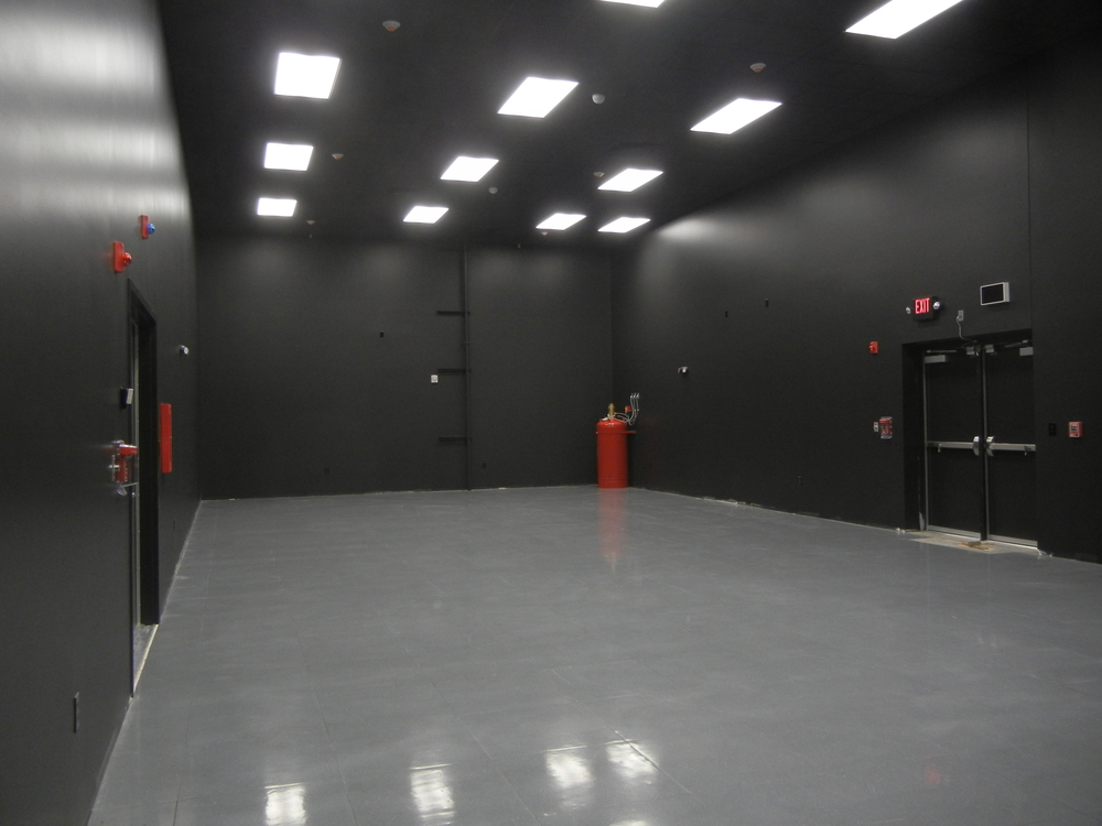 P-245 Simulator Room
