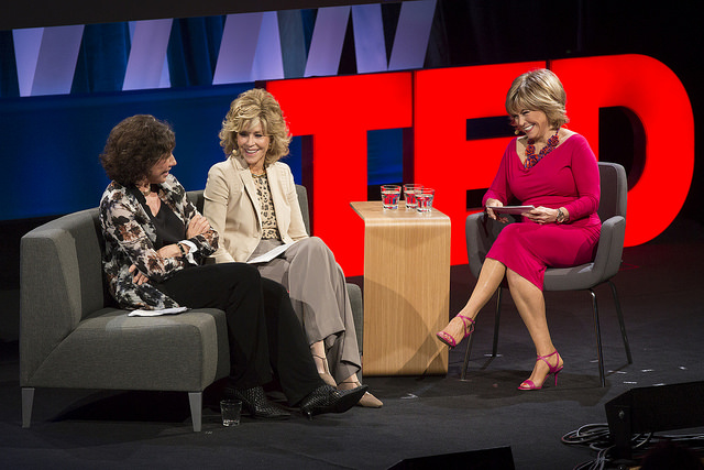 In conversation with Lily Tomlin and Jane Fonda, 2015