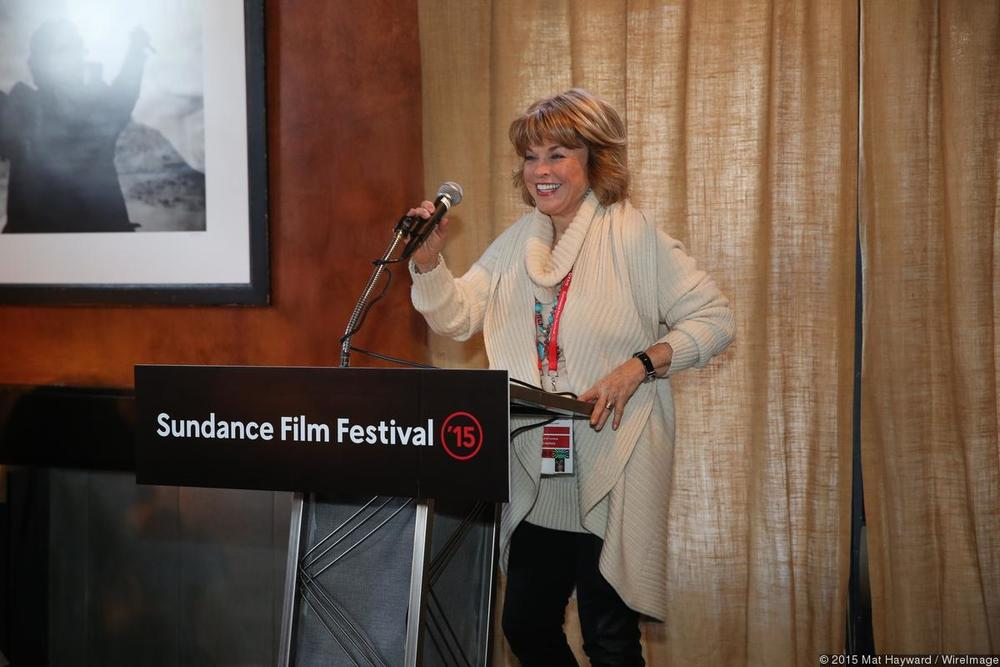 Hosting an event at the Sundance Film Festival
