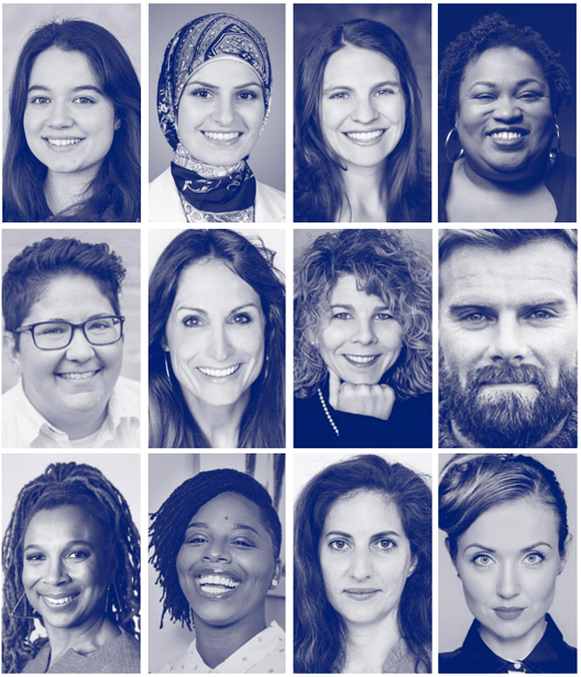 Here are some of the 41 TEDWomen 2016 speakers!  Browse the entire lineup »