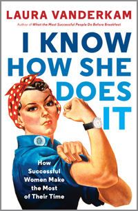 I Know How She Does It - book cover